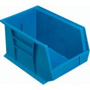 Hanging & Stacking Storage Bin QUS242 8-1/4 x 13-5/8 x 8 Blue - Pkg Qty 12