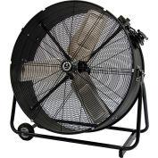 TPI CPBS30D,30 Inch Portable Blower Fan Direct Drive Swivel Base 1/3 HP 4400 CFM