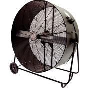 """TPI 48"""" Portable Blower Fan Direct Drive Swivel Base PBS48-D-OP 3/4 HP 17300 CFM"""