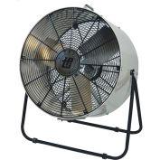 TPI MB24DF,24 Inch Portable Mini Blower Fan Direct Drive Floor 1/4 HP 3300 3300 CFM