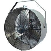 TPI MB24DY,24 Inch Portable Mini Blower Fan Direct Drive Yoke Mount 1/4 HP 3000 CFM