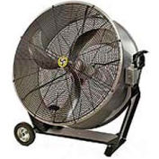 "Airmaster Fan 24"" Washdown Blower Fan 604-74 1/4 HP 3990 CFM"