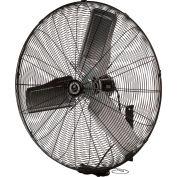 TPI CACU24W 24 Inch Wall Mount Fan Non Oscillating 1/4 HP 3400 CFM 1 PH