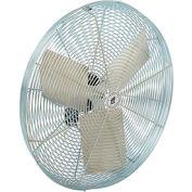 TPI IHP24H,24 Inch Fan Head Non Oscillating 1/3 HP 4300 CFM