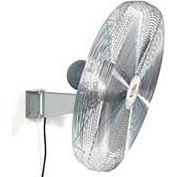 TPI AC30-EX1-W, 30 Inch Wall Mount Fan 1/4 HP 5400 CFM 1 PH Explosion Proof Motor