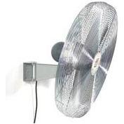 TPI 24 Wall Mount Fan 1/4 HP 8,000 CFM 3 PH