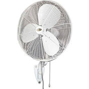 "J&D 24"" Oscillating Fan With Wall Bracket POW24OSC 1/4 HP 3950 CFM"