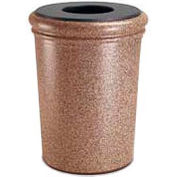 Concrete Waste Container 50 Gallon - Sedona