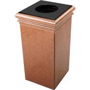Concrete Waste Container 30 Gallon - Sedona
