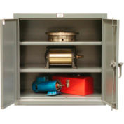 Strong Hold® Heavy Duty Counter Height Cabinet 43.5-242 - 48x24x42