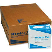 """WypAll® X60 Wipers - 9-1/8""""w x 16-13/16""""d - KIM34790CT"""