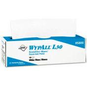 """WypAll® L30 Wipers in Pop-Up® Box - 9-13/16""""w x 16-3/8""""d - KIM05800"""