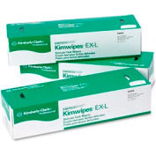 "KIMTECH Science® Kimwipes® Delicate Task Wipers - 14-7/10"" x 16-3/5"" - KIM34256CT"