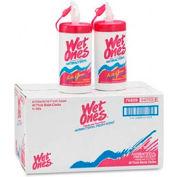 Wet Ones® Antibacterial Moist Towelettes, 40/Dispenser, 12/Carton - PLX04703CT
