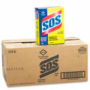 S.O.S® Steel Wool Soap Pad - 180 Ct. - COX88320CT