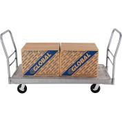 Additional Handle for 60 x 30 Structural Foam Plastic Deck Platform Trucks