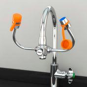 Guardian Equipment Faucet Mounted Eye Wash Unit, G1101