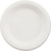 "Chinet® HTMVACATECT - Classic Paper Plates, 6"" Round, 1000/Carton, White"