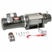 Warn® 3000ACI 3000 Lb. Cap. 120V AC Powered Utility Winch 93000