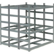 "Bar Storage Rack 56""W X 60""D X 60""H"