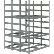 """Bar Storage Rack 56""""W X 60""""D X 84""""H"""