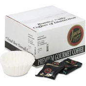 Java One® French Roast Coffee Portion Packs, Regular, 1.5 oz., 42/Box
