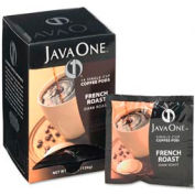 Java One® French Roast Coffee Pods, Regular, Single Cup, 14 Pods/Box