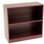 30 Inch Bookcase in Mahogany - Manager Series