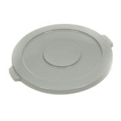 Global Industrial™ Trash Container Lid, Garbage Can Lid - 10 Gallon Gray