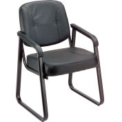 Paramount® - Leather Reception Chair