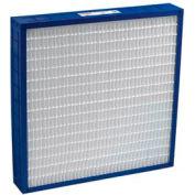 "Purolator® 5370170976 Dominator High Efficiency Filter Rigid Box Filter 24""W x 24""H x 4""D - Pkg Qty 3"