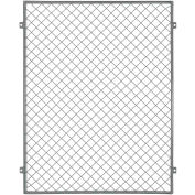 Husky Rack & Wire Security Wire Mesh Window Guard - Surface Mount 4' x 4'