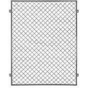 Husky Rack & Wire Security Wire Mesh Window Guard - Hinged 3' x 6'