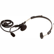 Motorola Headset with Swivwl Boom Microphone  for RDX, XTN, CLS, AX and DTR
