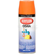 Krylon Osha Paint Safety Orange - K02410 - Pkg Qty 6