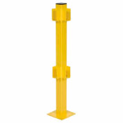 "42""H Double Rail Corner Post"