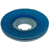 "Powr-Flite® 15"" "" Lite Grit Scrub Brush With Clutch Plate For Hard Surfaces - PFLG15 - PFLG15"