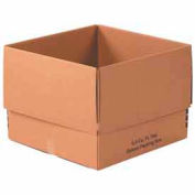 Flat Deluxe Packing Box 6.0 Cu. Ft. 200lb. Test/ECT-32 - 10 Pack