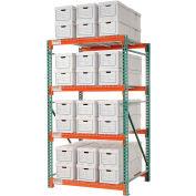 "Record Storage Rack Starter Letter  48""W x 48""D x 96""H"