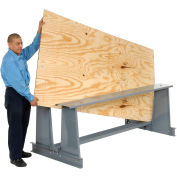 Vertical Sheet Rack 1 Bay