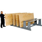 Vertical Sheet Rack 5 Bay