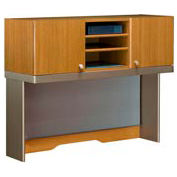 "Bush Quantum™ 47"" Tall Hutch - Modern Cherry"