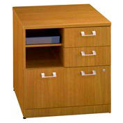 "Bush Quantum™ 30"" Storage File - Modern Cherry"