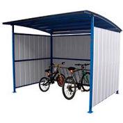 """Bike Storage Shelter 120""""L x 95-1/2""""W x 90-1/16""""H"""