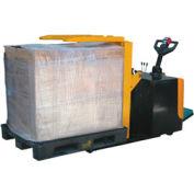 Vestil Self-Propelled Electric Power Pallet Inverter Skid Tilter PPI-90 2000 Lb.