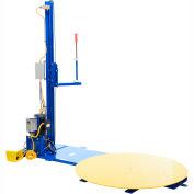 Vestil Stretch Wrap Machine With Power Mast, SWA-48-PMO, 4000 Lb Capacity