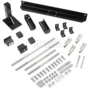 """2"""" Receiver Mount Package for Pick Up Truck Tailgate Salt Spreaders - 0207005"""