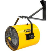 TPI Fostoria Salamander Heater YES15483E - 15000W 480V 3 PH Yellow