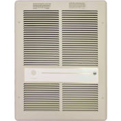 TPI Fan Forced Wall Heaters F3316RP - 4000W 208V Ivory
