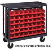 "Quantum QRC-7D Mobile Cart 7 Rails, 36""L x 18""W x 35-1/2""H"